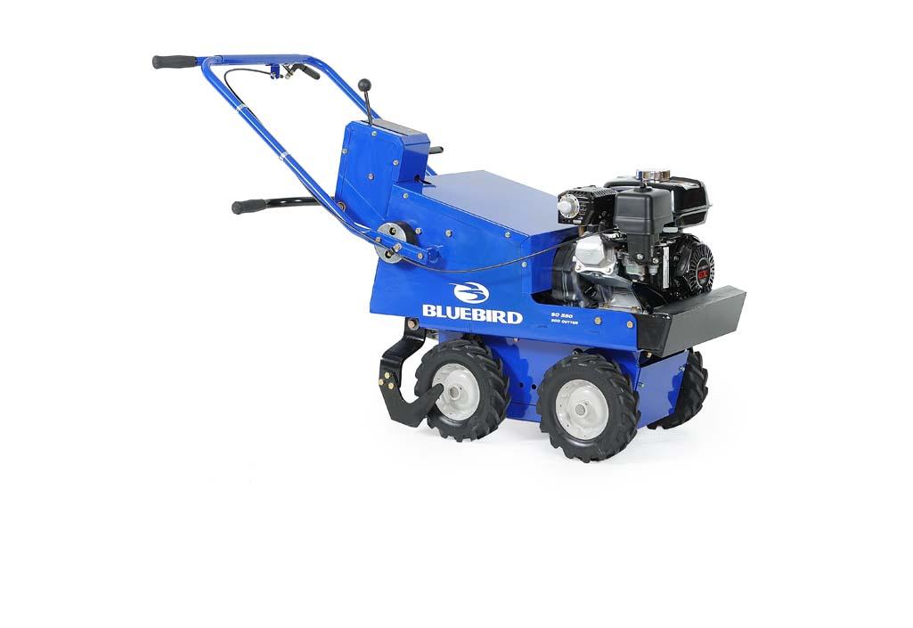 Sod Cutter Buy Rent Sale 18 In Bluebird Sod Cutter Honda Engine 5 5 Hp Sc550 Scg550