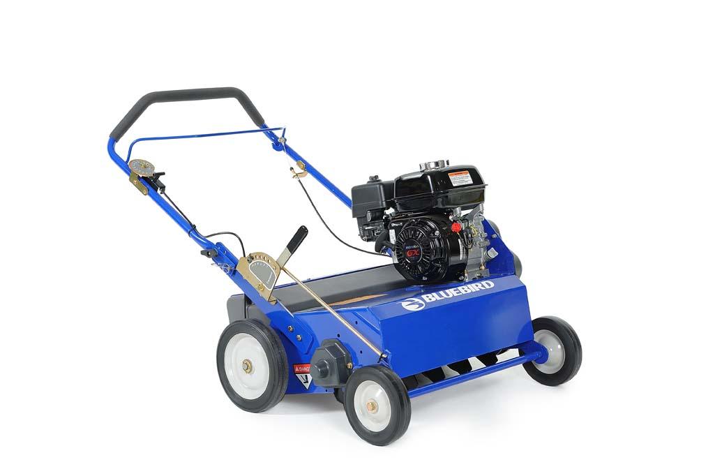 Seeder | Buy | Rent | Sale | 22 in. BlueBird Seeder 30-lb capacity ...