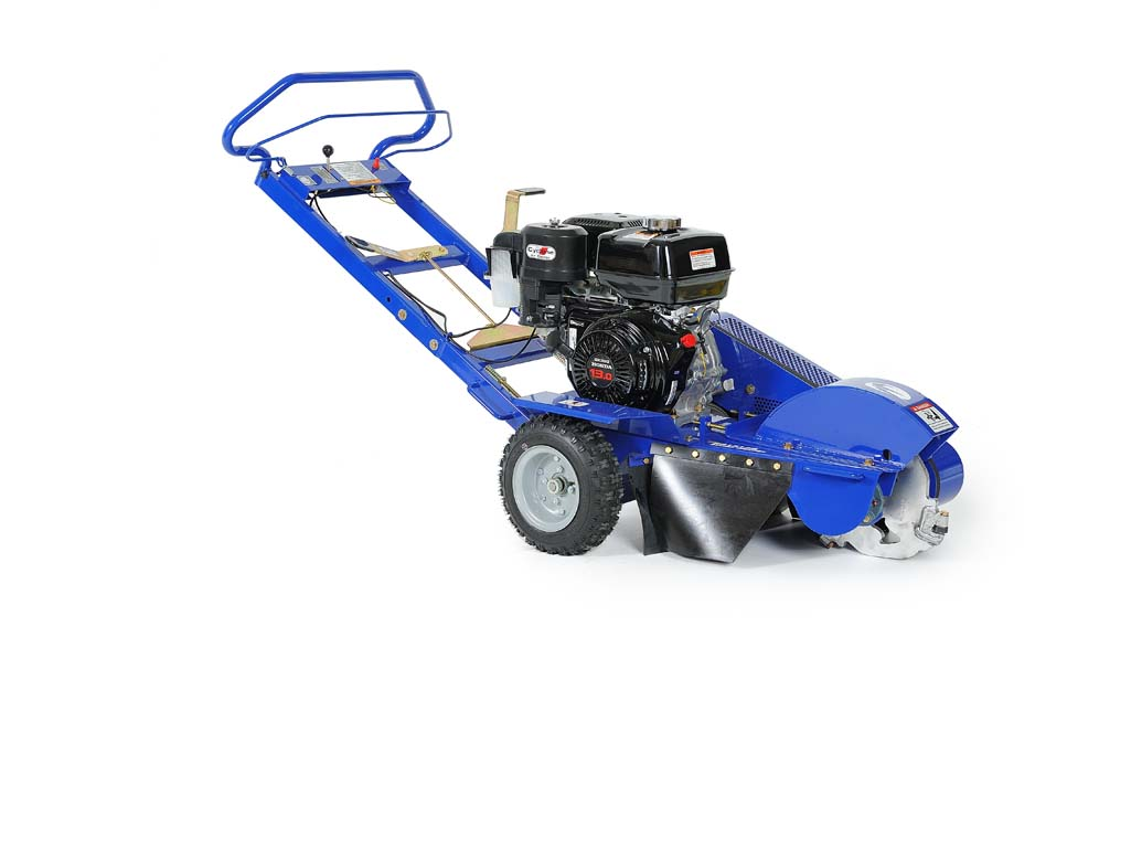 Stump Grinder | Buy | Rent | Sale | 13 hp BlueBird Stumpgrinder ...