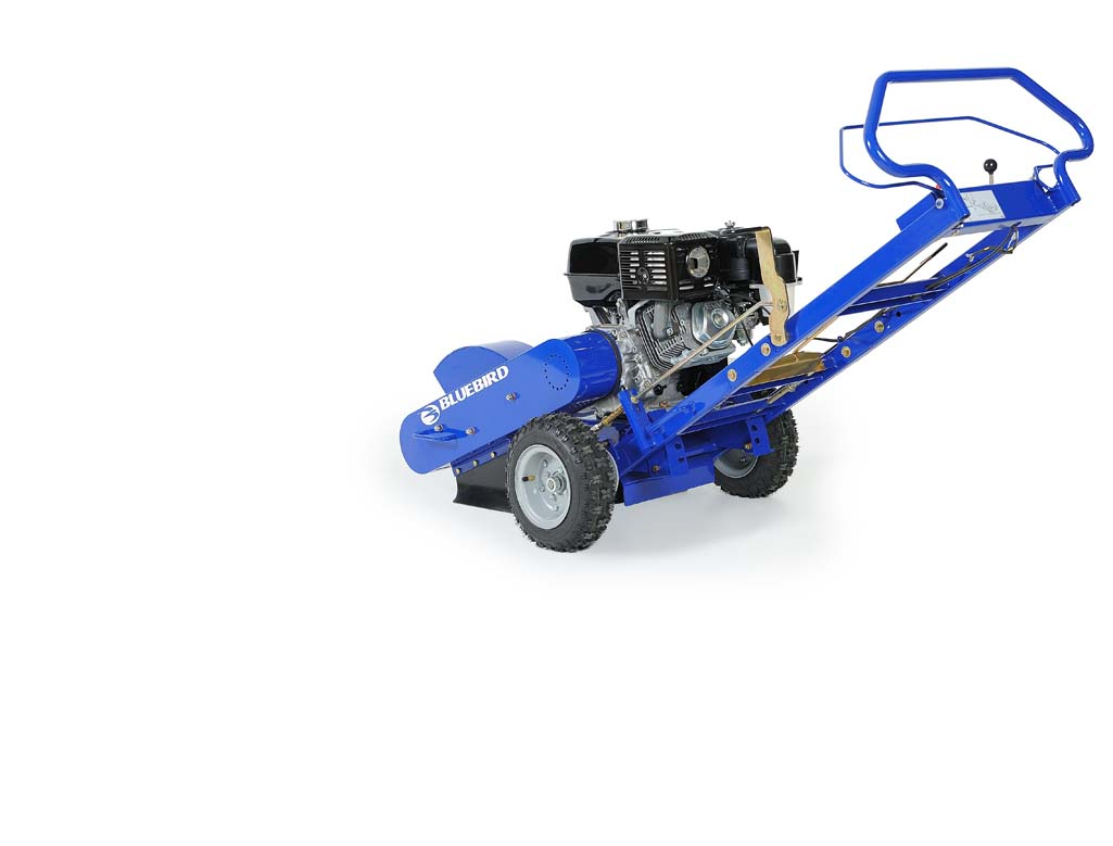 Stump Grinder Buy Rent Sale 13 Hp Bluebird