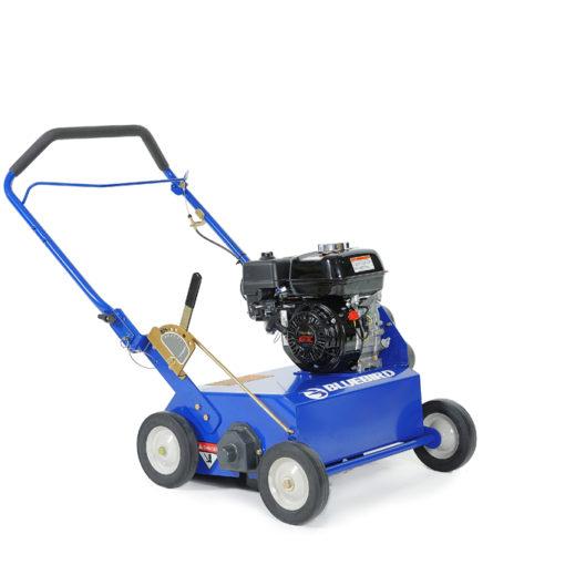 Power Rake For Sale >> 18 In Bluebird Power Rake Briggs Stratton Honda Kohler 5 5 Hp Pr18